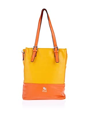 Otto Kern Shopper Lyon 5 (Gelb/Orange)