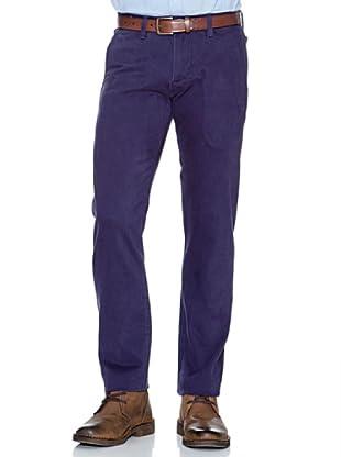 Dockers Pantalón Alpha (Púrpura)