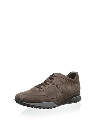 Tod's Men's Suede Sneaker (Brown)