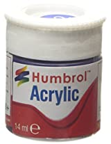 Humbrol Acrylic Paint, Baltic Blue