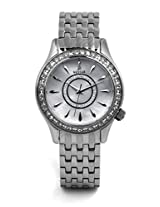 WESTAR Analog Mother of Pearl Dial Women's Watch - 0416STN111