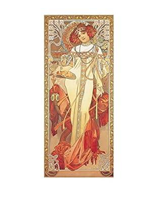 Artopweb Panel de Madera Automne 1900