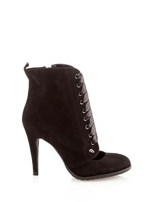Fornarina Zapato Abotinado (negro)