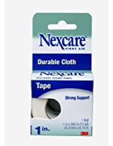 Nexcare(TM) Durable Cloth First Aid Tape, 791-1PK, 1 in x 10 yds