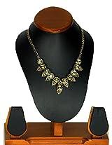 Sawasdee Fashion Thai Metal Necklace Set for Woman