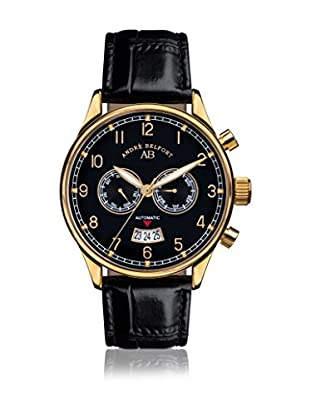 André Belfort Reloj automático Calendrier Negro 43 mm