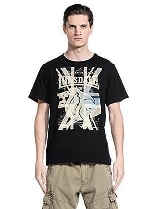 Lonsdale Camiseta Manga Corta Kian