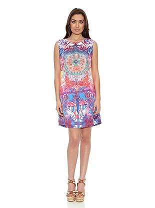 Sándalo Vestido Carly (Multicolor)