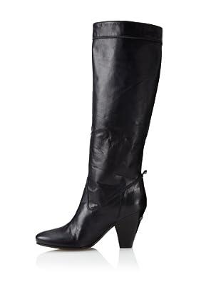 CNC Costume National Women's High Heel Boot (Black)