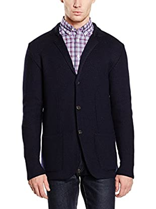 Hackett London Chaqueta Lana May Honeycomb Jkt