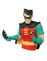 Diamond Select Toys Batman The Animated Series: Robin Vinyl Bust Bank