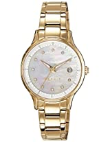 Esprit Analog White Dial Women's Watch - ES108622002