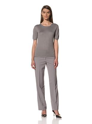JIL SANDER Women's Short Sleeve Sweater