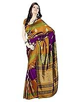 Fancy Sarees-Multi-Coloured-SSM18102-Art Silk Georgette