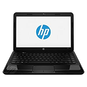 HP 1000-1b02AU 14-inch Notebook (Glossy Black)