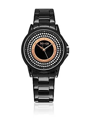 SO&CO New York Reloj con movimiento cuarzo japonés Woman GP15969  36 mm
