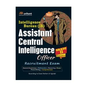 Intelligence Bureau Assistant Central Intelligence Officer Grade II (Old Edition)