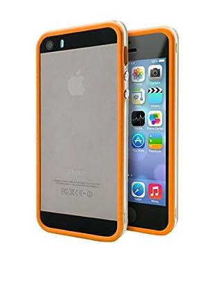 Unotec Hülle Dual iPhone 5/5S orange
