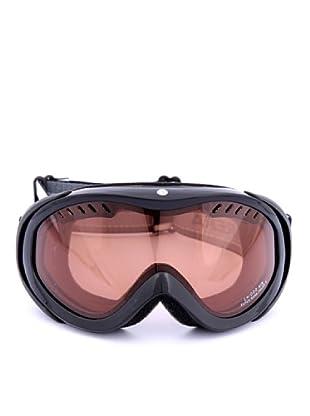 Carrera Máscaras de Esqui M00351 CHIODO AIR BLACK SHINY LOGO 4L