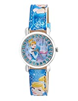 Disney Analog Multi-Color Dial Children's Watch - 3K2186U-PS-002BE