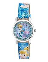 Disney Analog Multi-Color Dial Children's Watch - 3K2186U-PS-002BE