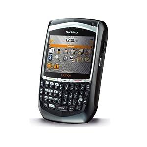 BlackBerry 8700 G Mobile Phone-Black