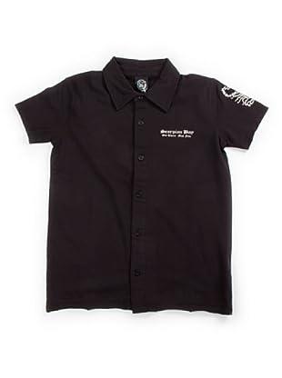 Scorpion Bay Camisa Print (Negro)