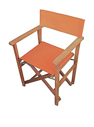 Ombrellificio C.Guidetti Set 2-teilig Garten Stühle orange
