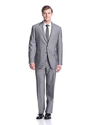 Samuelsohn Men's 2-Piece Suit (Light Grey)