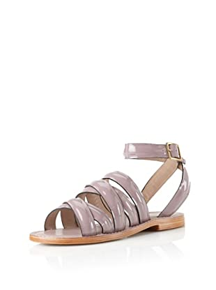 Pour La Victoire Women's Park Fisherman Sandal (Dusty Plum)