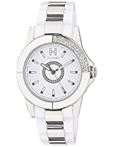 Tommy Hilfiger Analog White Dial Women's Watch - TH1780973J