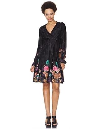 Desigual Vestido Bimvinna (negro)