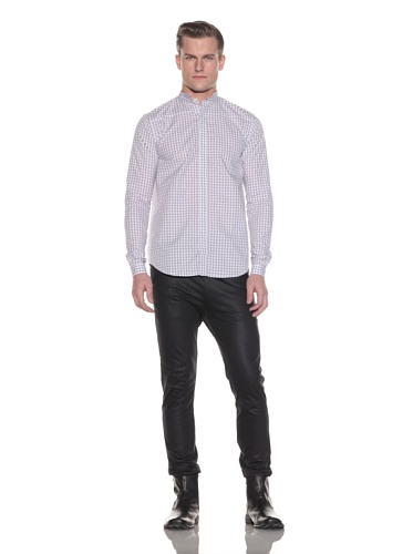 Tim Hamilton Men's Shirt (Grey Check)