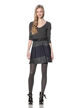 Camilla and Marc Women's Circa Wool Circle Skirt