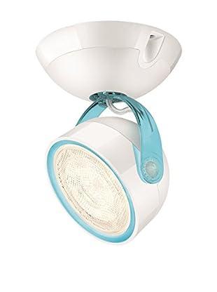 Philips Deckenlampe Dyna  Blau 1X3W 230V