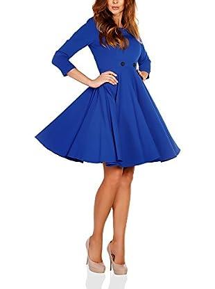 Lou-Lou Vestido  Azul XL