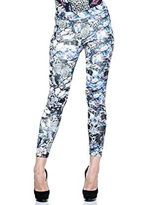Annarita N Leggings Aderente (Multicolor)