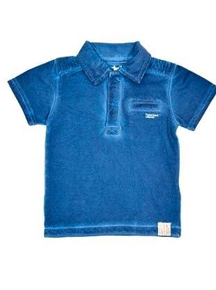 Timberland Kids Polo Tye (Azul)