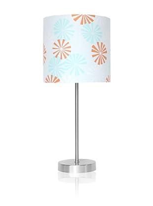 Nova Soliel Lamp, Blue