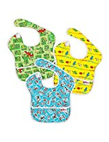 Bumkins Superbib 3 Pack 3 Each
