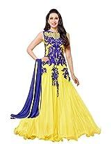 DivyaEmporio Women's Salwar Suit Dupatta Unstitched