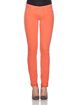 Wrangler Pantalón Molly Supreme Strech Denim Spa (Coral)
