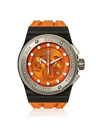 Invicta Men's 12290 Akula Orange Silicone Watch