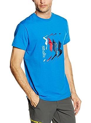 Salomon T-Shirt Manica Corta Jump Blend