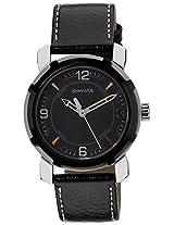 Sonata Analog Black Dial Men's Watch - 7102KL01