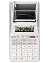 Canon P1-DHV G Palm Printing Calculator