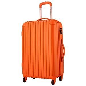 Travelhouse スーツケース 10色4サイズ キャリーバッグ
