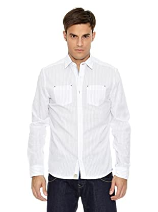 Pepe Jeans London Camisa Adler Out (Blanco)