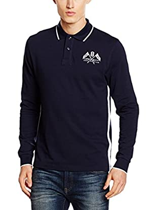 Hackett London Polo Lrc Back Nbr