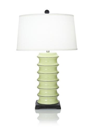 Peter Table Lamp (Celadon)